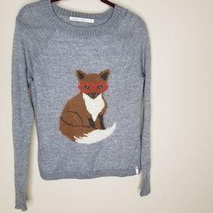 Woolrich fox sweater